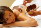 Шоколадов пилинг на цяло тяло