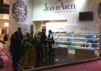 Jean d'Arcel участва на международно изложение за красота в Дюселдорф - Германия!